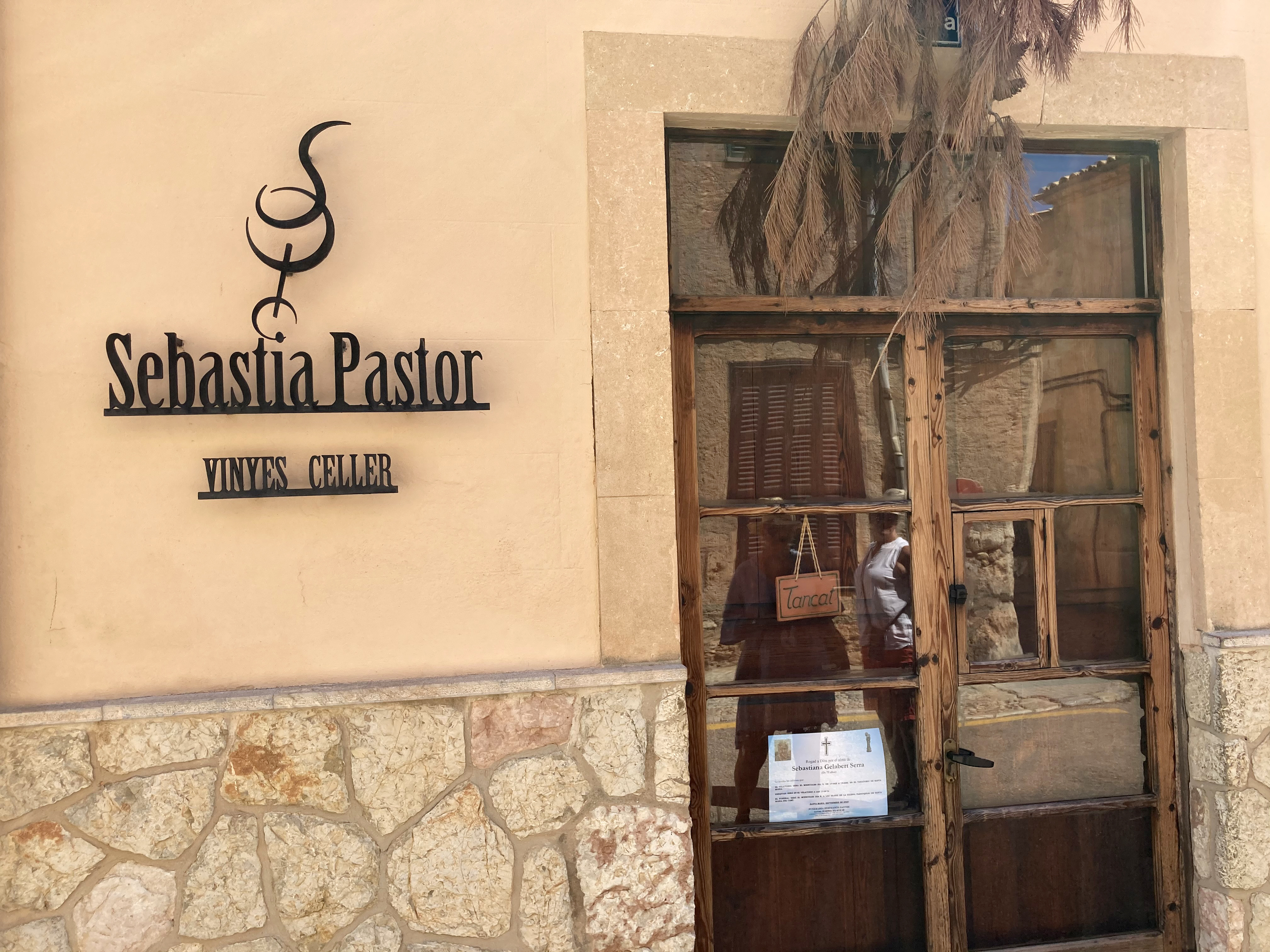 Winzer Sebastia Pastor