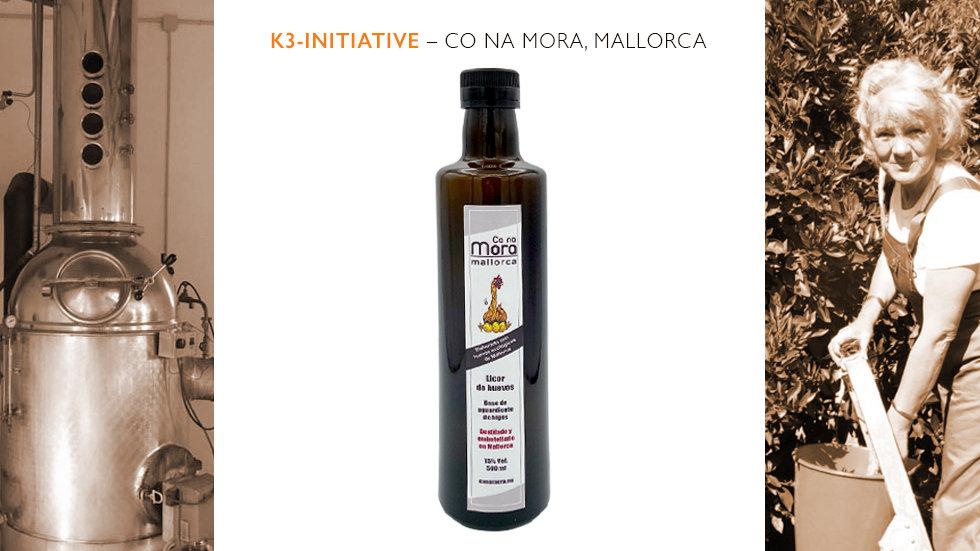 Ca na Mora – Licor de Huevo - Eierlikör auf Feigenbrandbasis