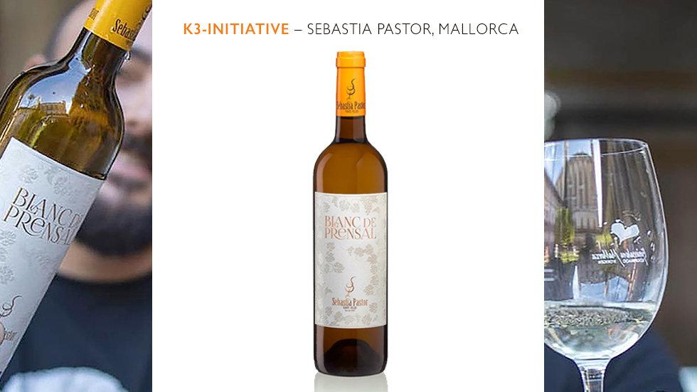 Sebastia Pastor – Prensal Blanc, Vino Blanco,