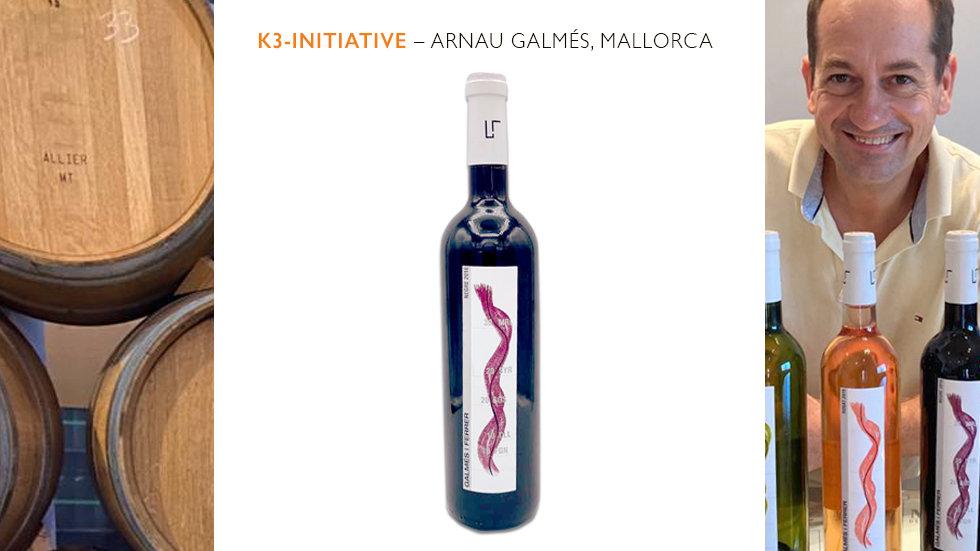 Galmés i Ferrer – Negre, Vino Tinto