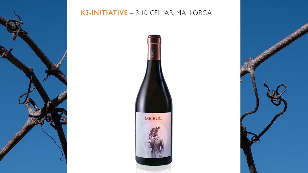 3.10 Celler - Mr. RUC, Vino Tinto 2018