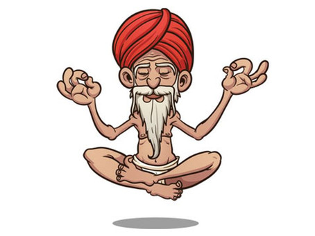 Pourquoi chercher unguide spirituelle en dehors de nous?