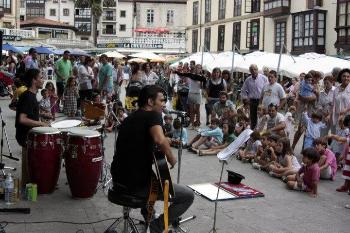 KEIS, buskers tour in Spain