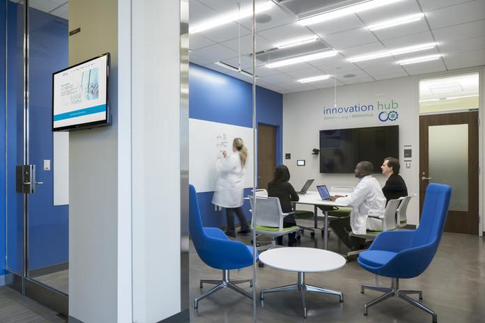 I-Hub Innovation Lab