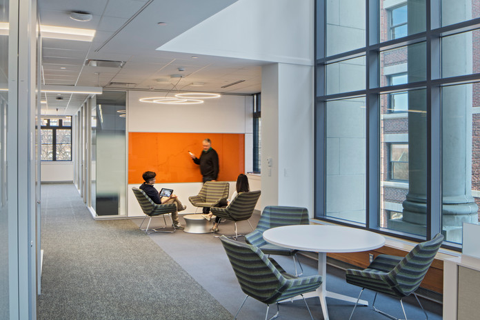Sargent Offices Collaboration Space
