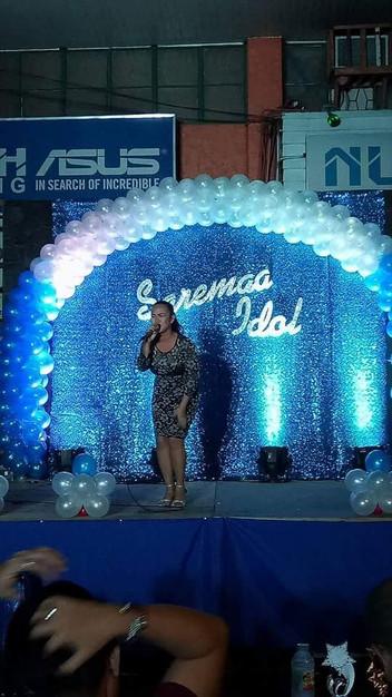 Guest Singer @ Saremaa Idol
