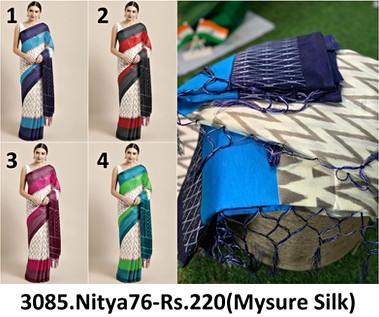 3085.Nitya76-Rs.220(Mysure Silk).jpg