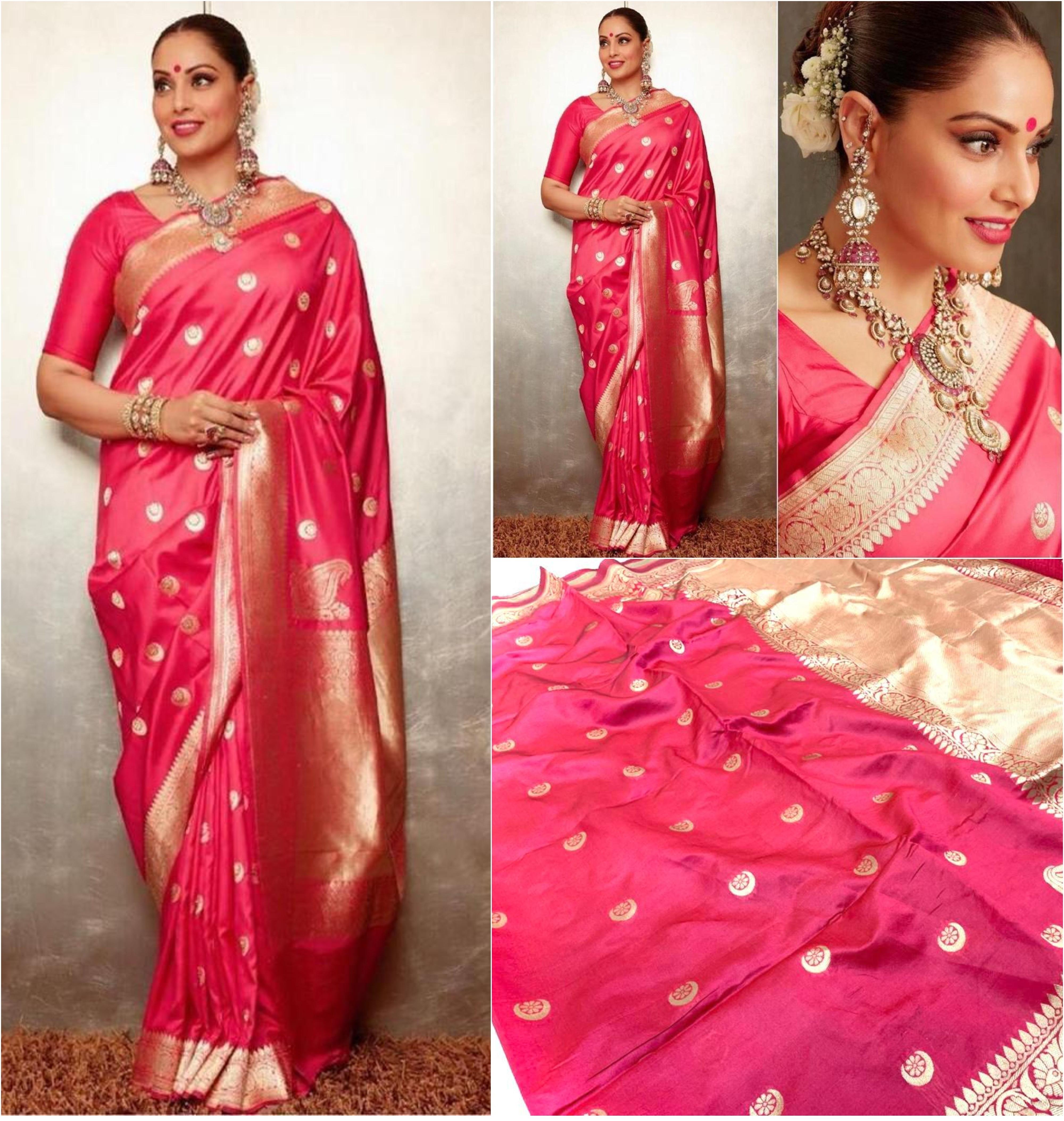 5007.Bipasha-Rs.500(Banarasi Silk)
