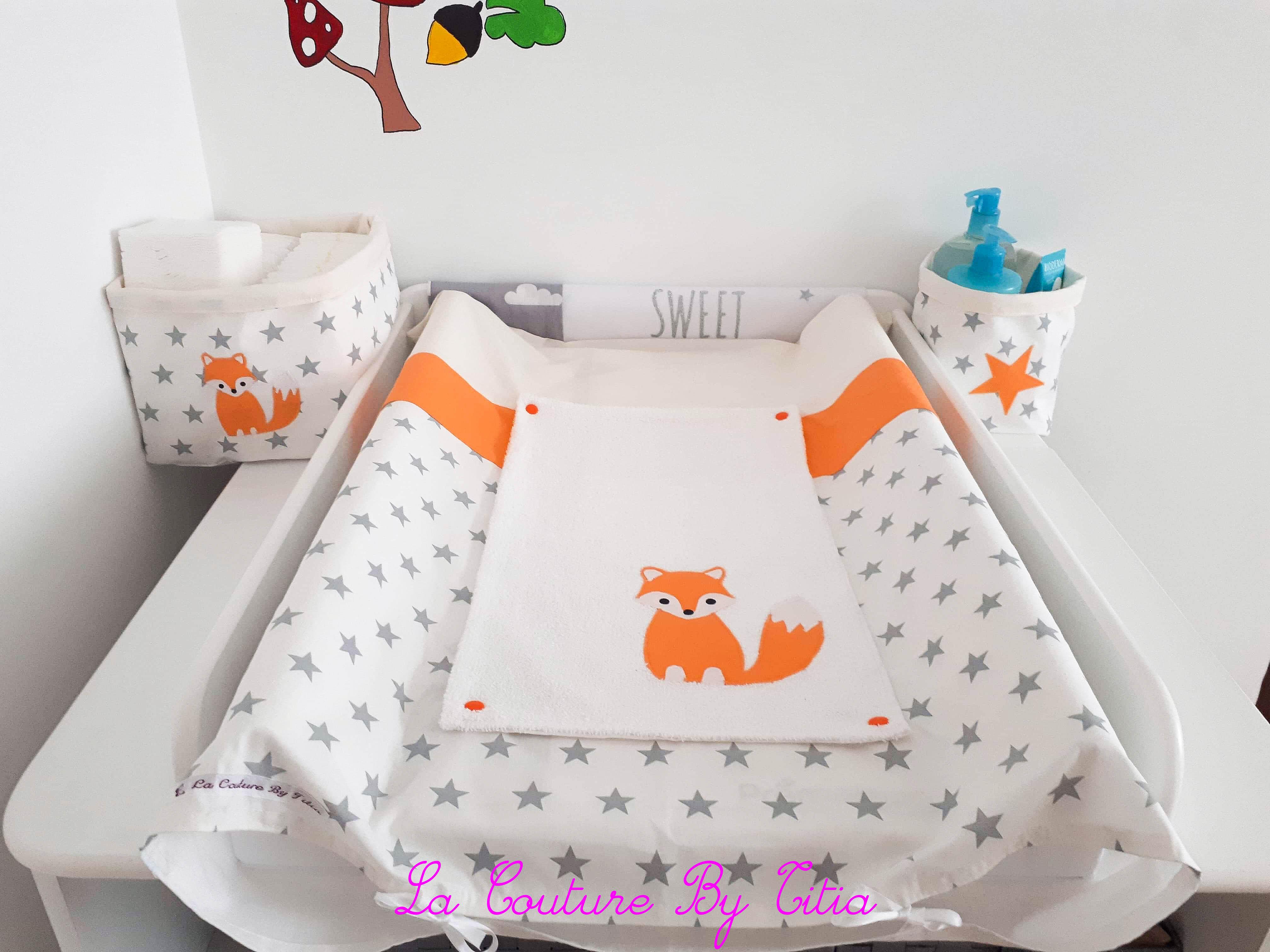 Housse renard orange-1