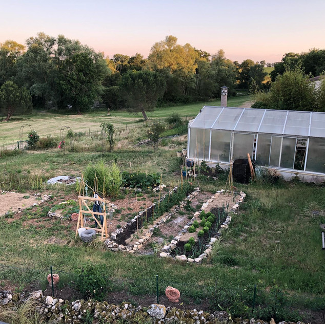 Forge's greenhouse