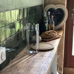 Utility room / back kitchen