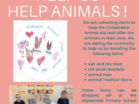 Help us help animals!