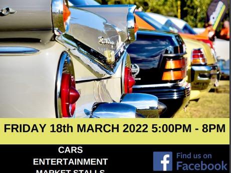 2022 Show n Shine Car Show & Twilight Market