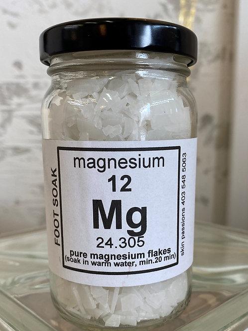 Magnesium Foot Soak