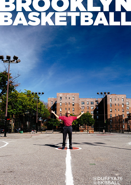 Rick Telander, Heaven is a Playground, foster park, brooklyn basketball