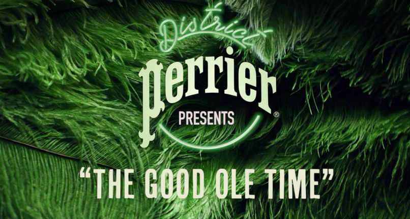 District Perrier