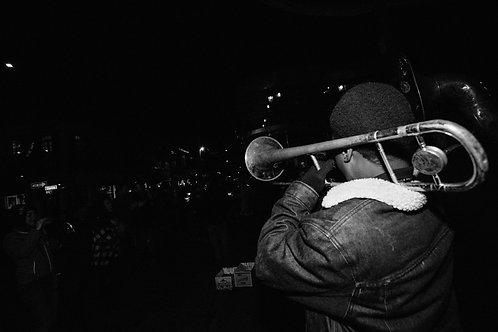 THE PRINTS: Trombone Nightly