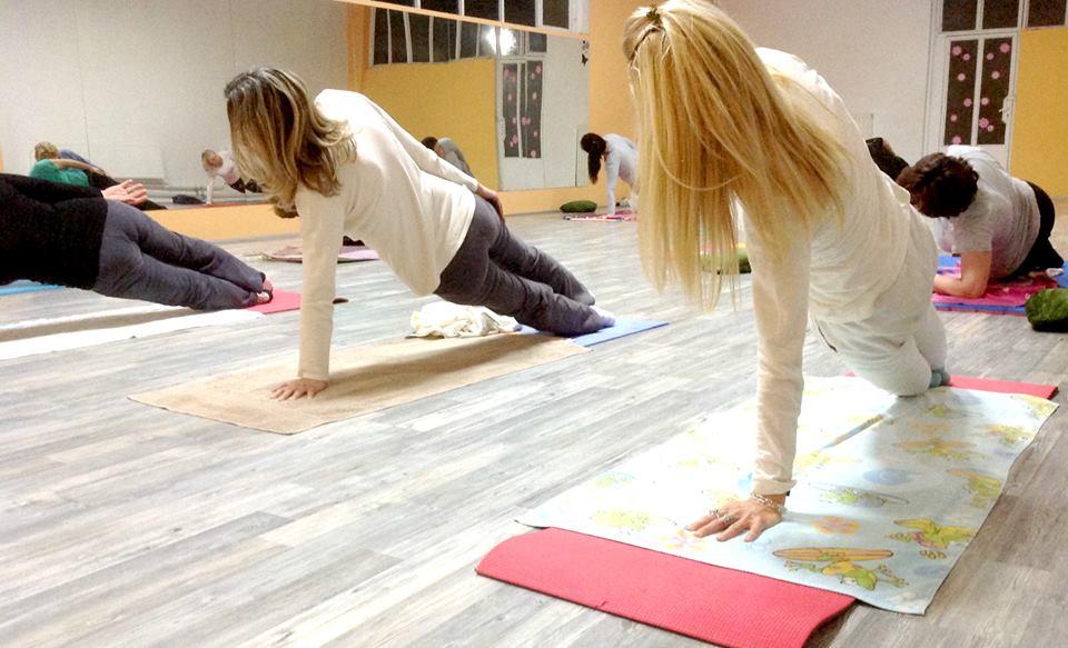 Pozitivne joga vibracije