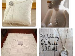 Repurpose your wedding dress... (part 2)