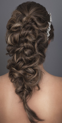 UK Bridal hair specialist