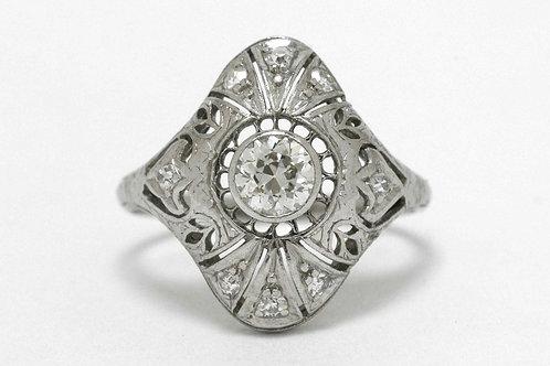 Los Feliz Engagement Ring