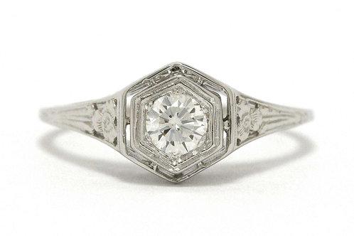 Third Carat Round Brilliant Diamond