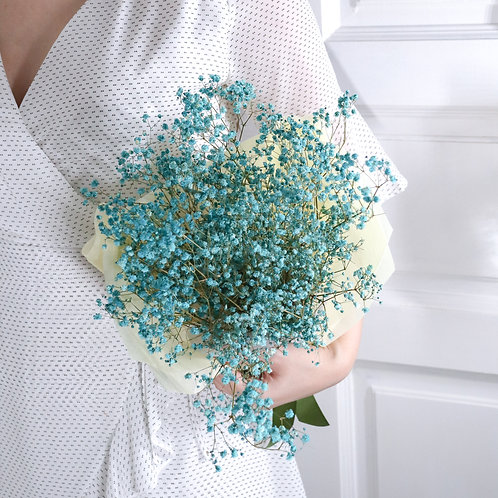 Baby Breath In Blue