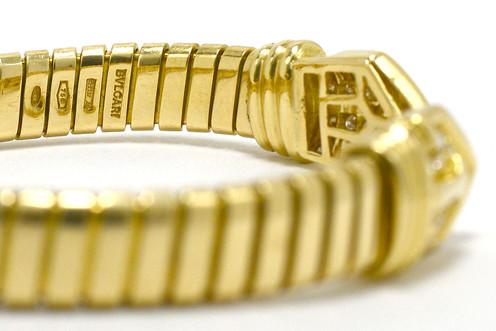 0650d2d280c ... Gold Flex Link Cuff; Bulgari Gold Diamonds Bracelet; Designer Bulgari  Cuff; Bangle Bracelet Retired Bvlgari; Bulgari Bvlgari Hallmark ...