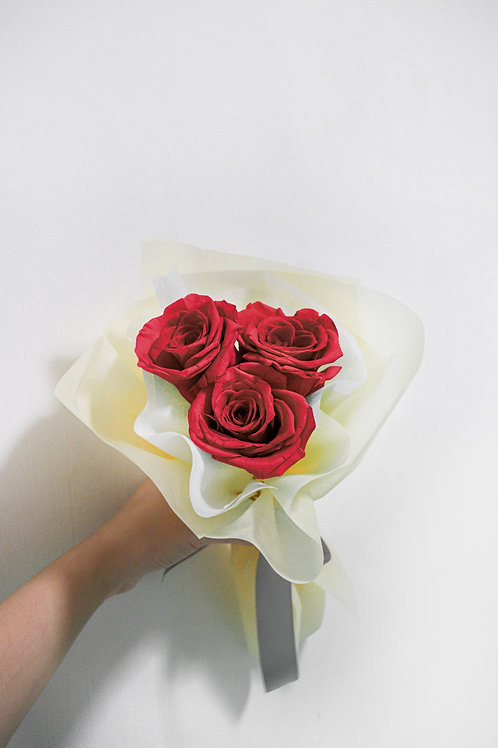 Valentine's Preserved Bouquet (10 Colours)