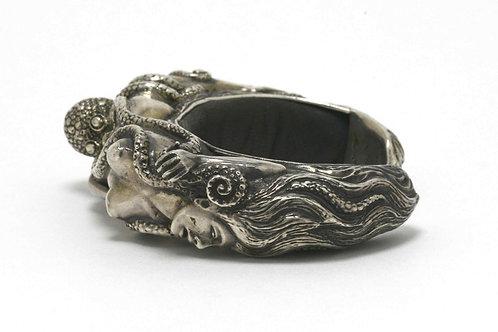Handmade Silver Cuff