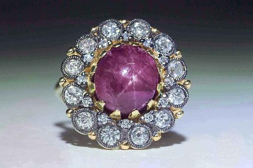 Chino Engagement Ring