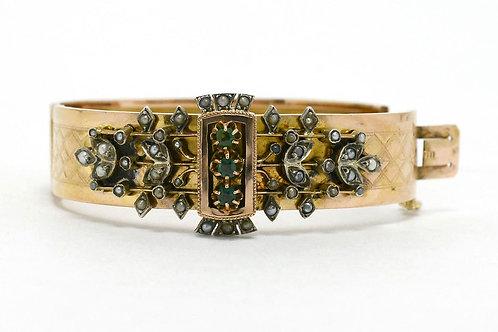 Bangle Bracelet Victorian Antique