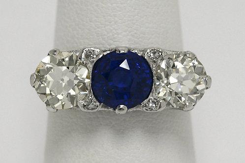 Trinity Engagement Ring