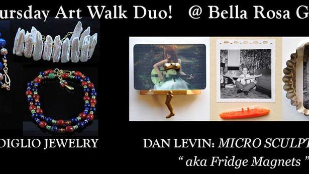 Featured artists at Bella Rosa Galleries in Santa Barbara, Ca