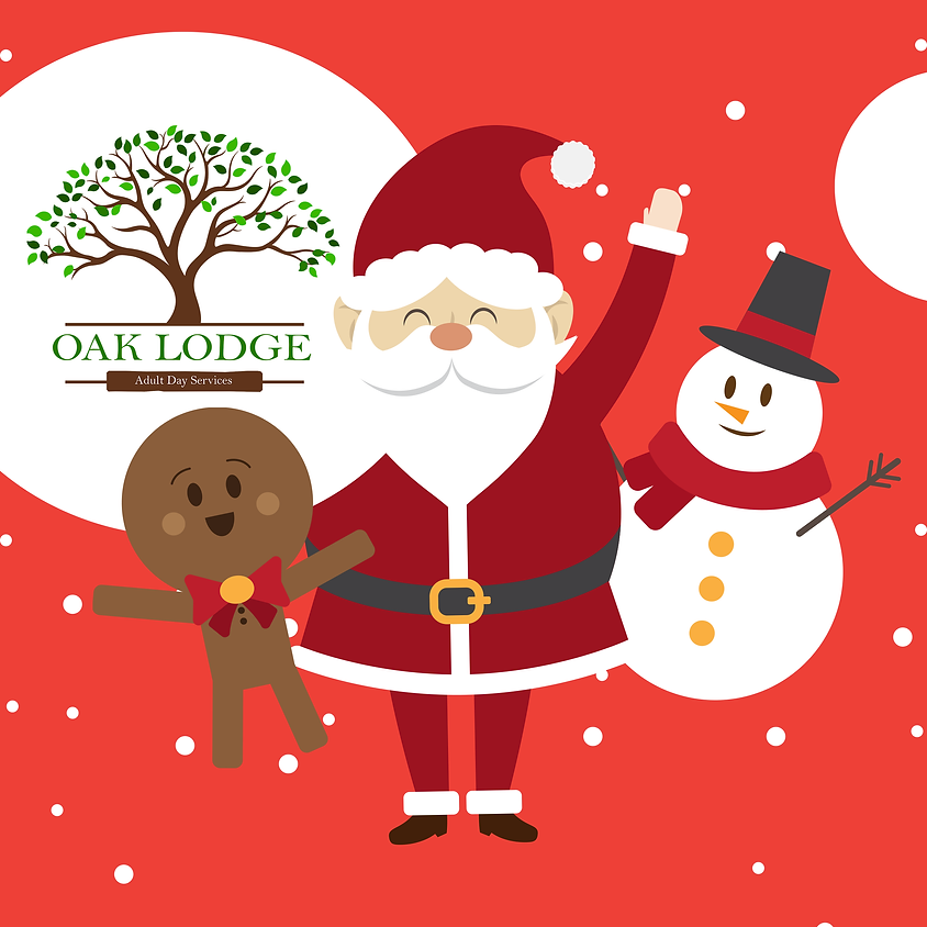 Oak Lodge Christmas Party