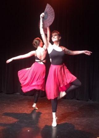 Ballet Adv Beg-Intermediate-Adults
