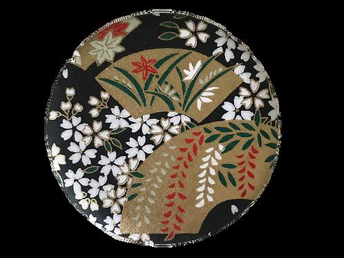 Teedose Blütenfächer