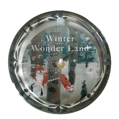 Duftkerze Winterwonderland mini