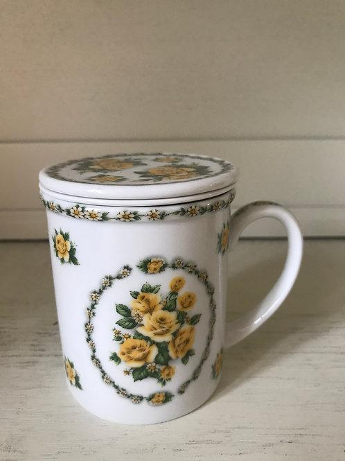 Tea for 1 Roses