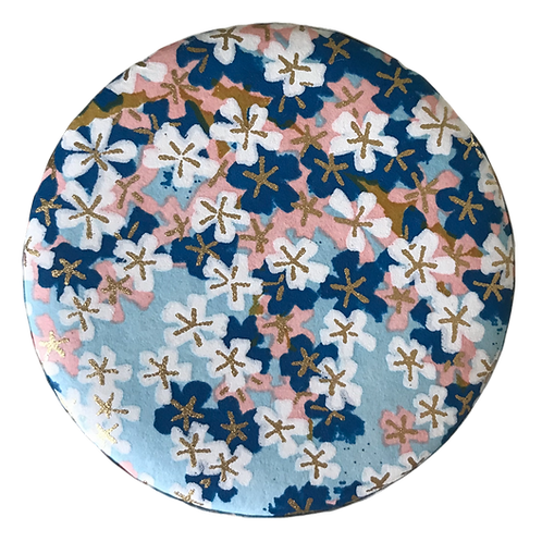 Teedose Fleur