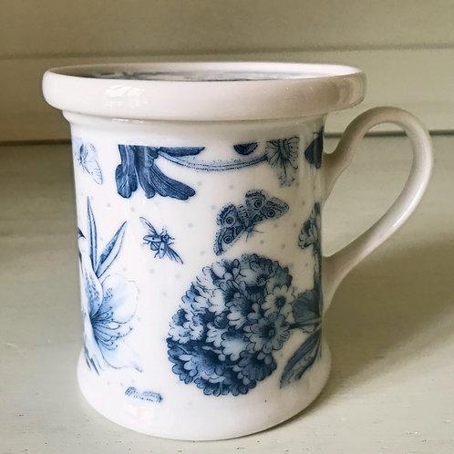 Tasse Botanic Blue