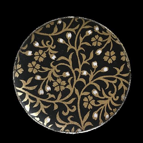 Teedose Goldene Blüte