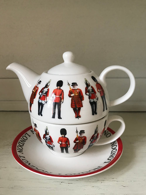 Tea for One London