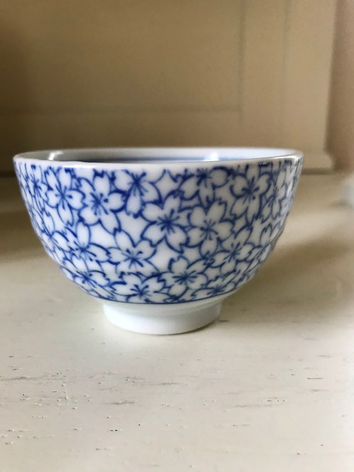 Teeschale Blue Jasmine