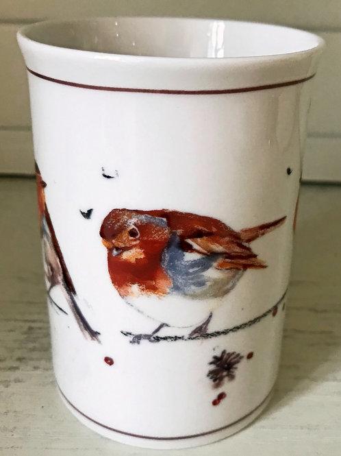 Tasse Rotkehlchen