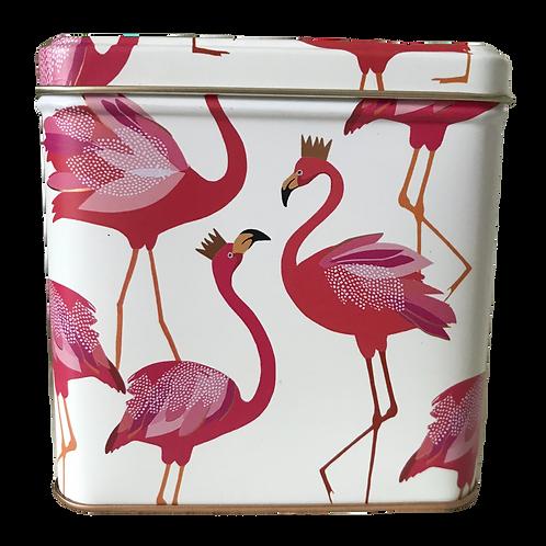 Teedose Pink Flamingo