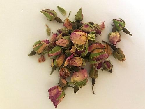 Rosenblütenköpfchen