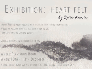 Exhibition 'Heart Felt'