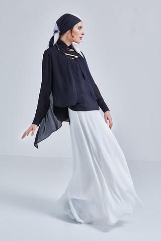 EMMA skirt and shirt - new york look
