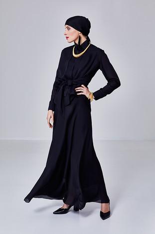 EMMA skirt and shirt - elegant night look